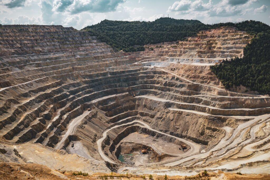 Miniera di Litio dismessa - Australia la massiccia estrazione di litio non è sostenibile