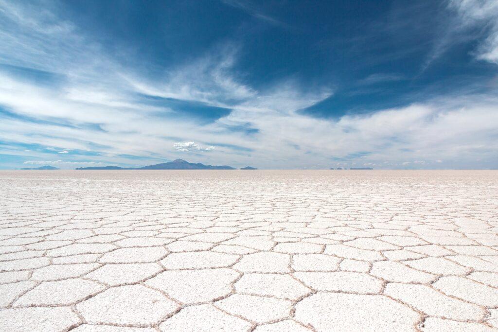 la massiccia estrazione di litio non è sostenibile