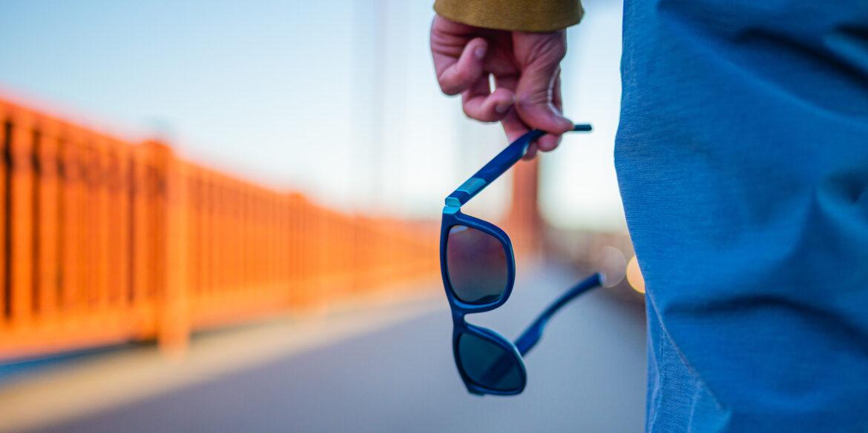 gafas de sol para el océano