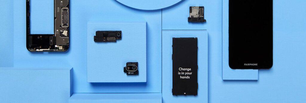 Gadgets sostenibili per smartphone - Fairphone