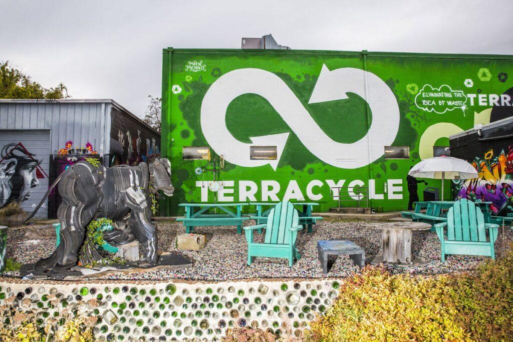 Terracycle: eliminare l'idea di spreco