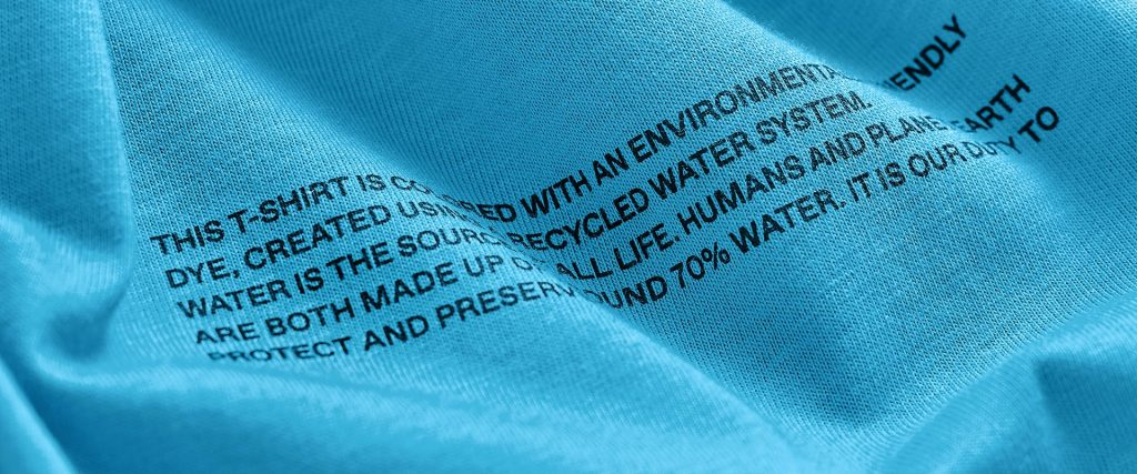 Sustainable fashion innovations