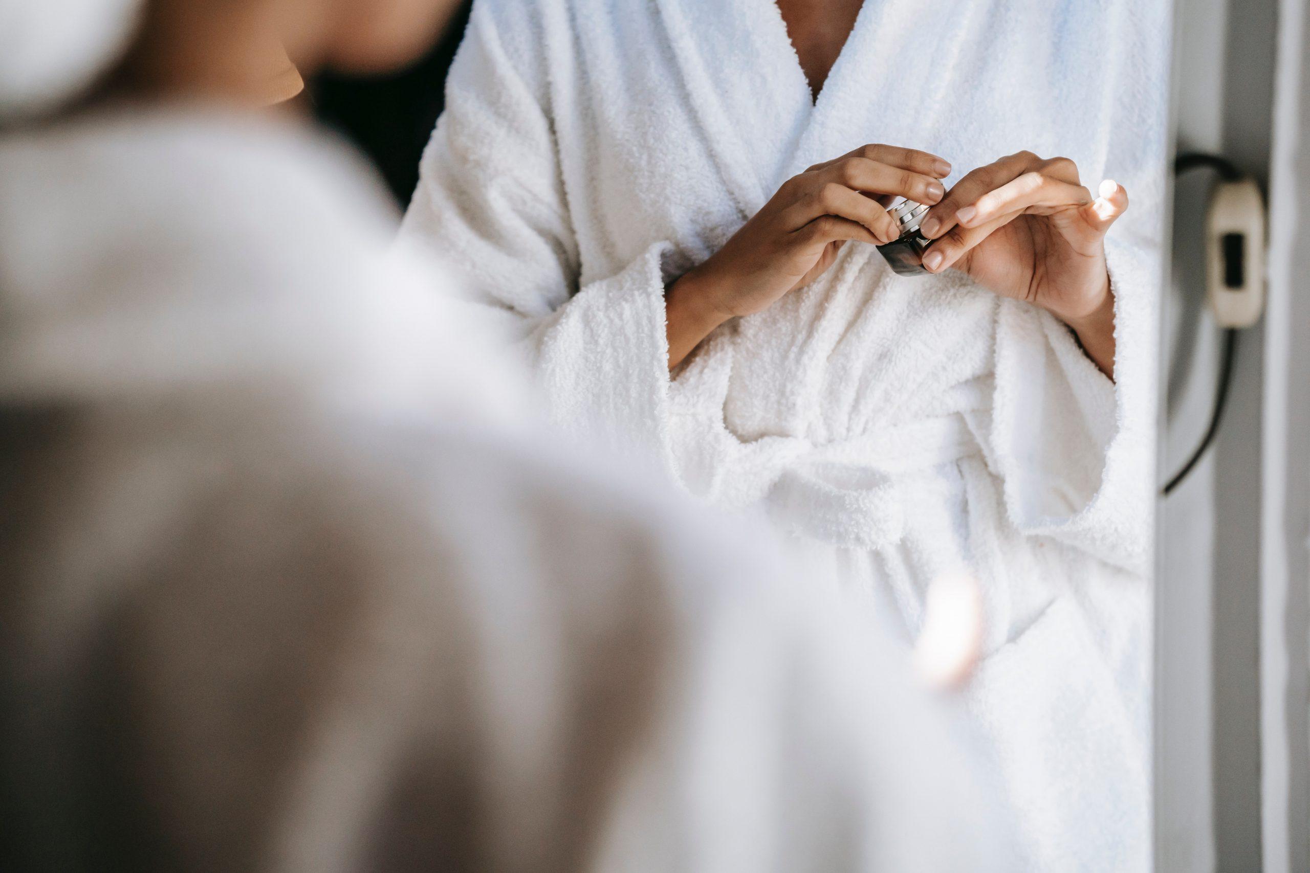 guía de la belleza de la aromaterapia